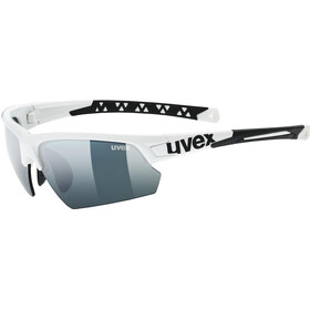 UVEX Sportstyle 224 Colorvision - Lunettes cyclisme - blanc